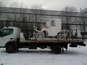 Эвакуатор Ленинградское шоссе